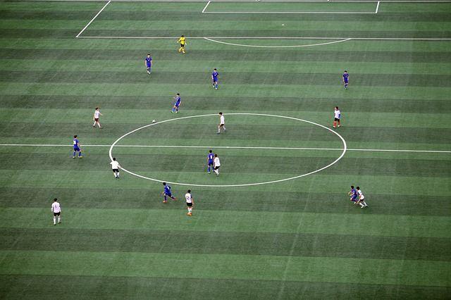 El mundial se juega tambi n sobre c sped artificial interc sped - Cesped artificial zaragoza ...