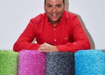 """Manu Rubio (Ikerna Garden): """"Lo que diferencia a Intercésped es la honestidad que ofrece a sus clientes"""""""